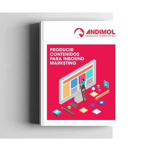 Tapa - Ebook Producir Contenido - Contenidos