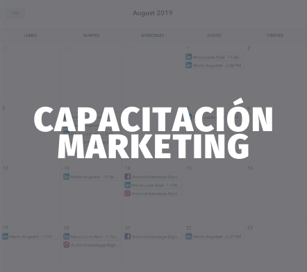 Capacitacion Marketing