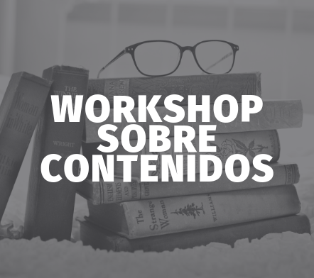 workshop contenidos